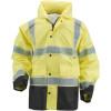"Alpha Workwear - A268-30-XL - Alpha Workwear Class 3 Rain Jacket, X-Large, 45""-48"" Chest"