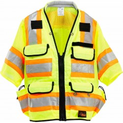 Other - 24792 - SECO Class 3 Safety Utility Vest