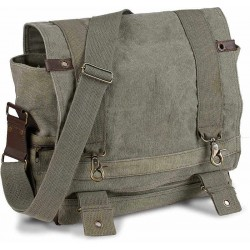 Other - 35370 - Vintage B-15 Pilot Messenger Bag