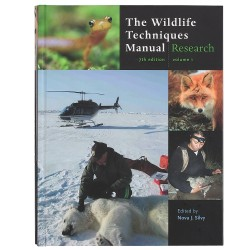 Other - 35887 - The Wildlife Techniques Manual, Volumes 1 & 2