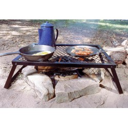 TexSport - 36067 - Heavy Duty Camp Grill