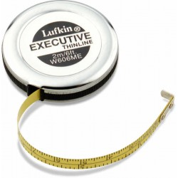 Lufkin - 39309 - Executive Thinline Pocket Tape