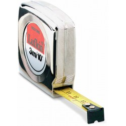 Lufkin - 39651 - Mezurall Cased English/Metric Tape