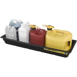 Justrite - 85504 - EcoPolyBlend Spill Tray