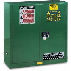 Justrite - 85511 - Pesticide Safety Storage Cabinets