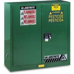 Justrite - 85511 - Pesticide Safety Storage Cabinets