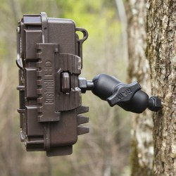 RAM Mounting Systems - 92484 - Tough-Tap Universal Trail Camera Mount