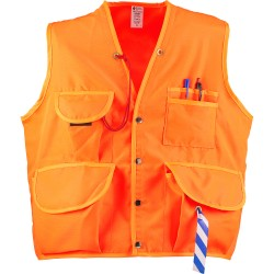 Forestry Suppliers - 94578 - Pro 10-Pocket Cruiser Vest