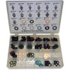 AGS - ODPA-1 - Ags ODPA-1 24 Pc. Oil Drain Plug Assortment