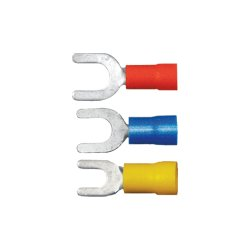 QuickCable - 160126-100 - PVC Solderless Spade