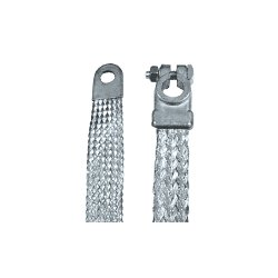 QuickCable - 7001-025 - Braided Ground Strap