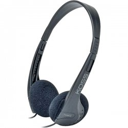 Koss - 141549 - Koss TM602 Portable Headphone - Wired - 32 Ohm - 100 Hz 18 kHz - Binaural - Semi-open - 4 ft Cable