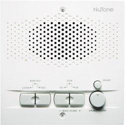 Broan-NuTone - NRS200WH - NuTone NRS200WH Intercom Sub Station