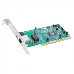 D-Link - DGE-530T - D-Link Network Adapter - PCI - 1 x RJ-45 - 10/100/1000Base-T