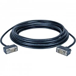 QVS - CC388M1-35 - QVS Video Cable - 35 ft - 1 x HD-15 Male VGA - 1 x HD-15 Male VGA - Shielding