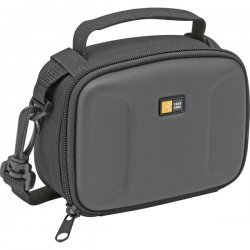 Case Logic - MSEC-4Black - Case Logic Compact Camcorder Case - Black