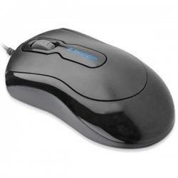 Kensington - K72356US - Kensington Mouse-in-a-Box K72356US Mouse - Optical - Cable - Black - USB - Scroll Wheel - Symmetrical