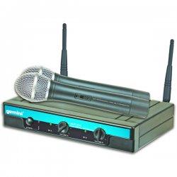 Gemini DJ - UHF-216M - Gemini Dual Handheld Wireless System