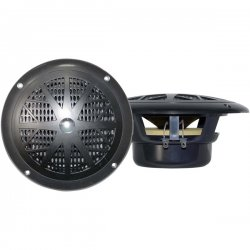 """Pyle / Pyle-Pro - PLMR41B - Pyle PLMR41B Speaker - 2 Pack - 4 Ohm - 4"""" - Marine"""