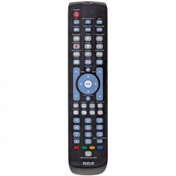 RCA - RCRN06GR - RCA RCRN06GR 6-Device Green Backlit Universal Remote