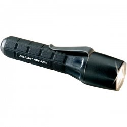 Pelican - 3330-010-110 - Pelican M6 3330 Flashlight - 1 W - CR123A - Polymer - Black