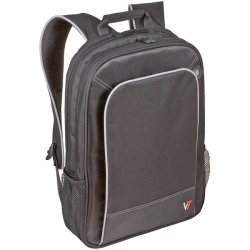 "V7 - CBP1-9N - V7 Professional CBP1-9N Carrying Case (Backpack) for 16"" Notebook - Gray, Black - Nylon, Visa Polyester - Shoulder Strap, Handle - 13"" Height x 16.8"" Width x 3.9"" Depth"