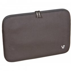 "V7 - CSV1-9N - V7 Vantage CSV1-9N Carrying Case (Sleeve) for 16"" Notebook - Black - Neopro - 11"" Height x 15.8"" Width x 0.8"" Depth"