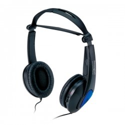 Kensington - 33084 - Kensington Noise Canceling Headphones - Stereo - Black - Mini-phone - Wired - Over-the-head - Binaural - Supra-aural - Yes