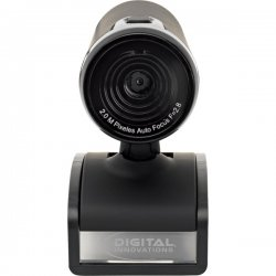 Digital Innovations - 4310400 - ChatCam™ Pro 2.0MP Webcam