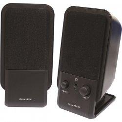 Gear Head - SP2600ACB - Gear Head SP2600ACB 2.0 Speaker System