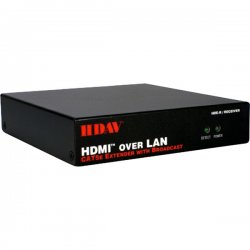 QVS - HDE-R - QVS HDE-R Video Console - 328.08 ft RangeNetwork (RJ-45)HDMI Out - Twisted Pair - Category 5