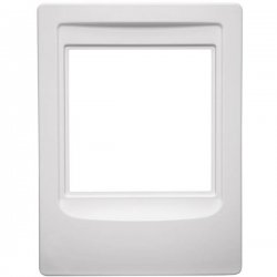 Broan-NuTone - NF300RWH - Broan NF300RWH Rough-In Frame, Cutout: 10 x 7-1/2, White, Non-Metallic