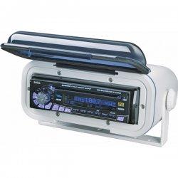 Boss Audio Systems - MRH7 - BOSS AUDIO MRH7 Marine Universal Waterproof Radio Cover and Housing - 1 Year Warranty