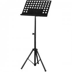 "Pyle / Pyle-Pro - PMS1 - Pyle PMS1 Orchestral Stand - 55"" Height x 14"" Width - Steel"