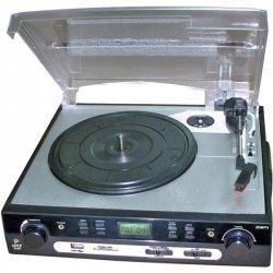 Pyle / Pyle-Pro - PLTTB9U - Pyle PLTTB9U Record Turntable - MultiMediaCard (MMC), SD - Auxiliary Audio In - USB