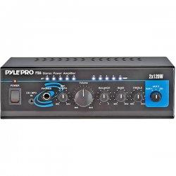 Pyle / Pyle-Pro - PTA4 - Pyle PTA4 Amplifier - 120 W RMS