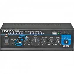 Pyle / Pyle-Pro - PTAU45 - Pyle PTAU45 Amplifier - 120 W RMS - USB
