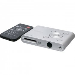 Fujifilm - 16032938 - Fujifilm FinePix HDP-L1 Flash Portable Media Player - Audio Player, Photo Viewer, Video Player - SD, SDHC - HDMI - USB
