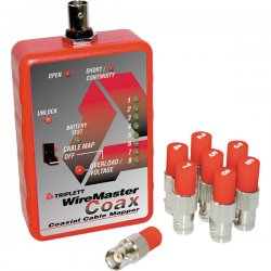 Triplett - 3274 - Wiremaster 8-Way Coaxial LAN Cable Mapper
