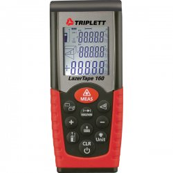 Triplett - TLT-160 - LazerTape 160 Lazer Distance Meter