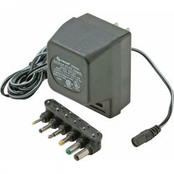 Buy electronics adapters online - Steren Electronics - 900-052 - AC Power Adapter, 120V, 500mA