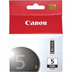 Canon - 0628B002 - PGI-5BK Black Ink Tank