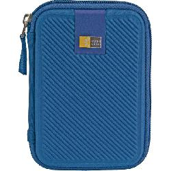 Case Logic - EHDC-101DARKBLUE - Case Logic EHDC-101 Hard Disk Case - Ethylene Vinyl Acetate (EVA) - Dark Blue