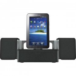 JWin / iLuv - ISM757BLK - Sync/charge Docking Speaker