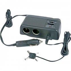 Pyle / Pyle-Pro - PL12V2AC - Pyle PL12V2AC DC-to-AC Power Inverter - Input Voltage: 12 V DC, 24 V DC - Output Voltage: 12 V DC