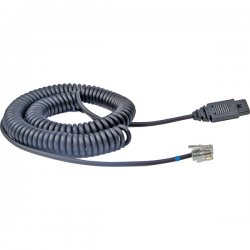 VXI / Blue Parrot - 200419 - 1029 Direct Connect Cord For Quick Disconnect V-Series