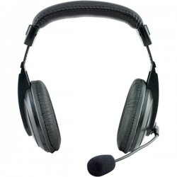 Gear Head - AU3700S - Gear Head AU3700S Headset - Stereo - Mini-phone - Wired - 32 Ohm - 50 Hz - 20 kHz - Over-the-head - Binaural - Ear-cup - 6 ft Cable - Noise Cancelling Microphone