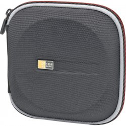 Case Logic - EVW-24BLACK - Case Logic EVW-24 Optical Disc Case - Wallet - Ethylene Vinyl Acetate (EVA) - Black - 24 CD/DVD