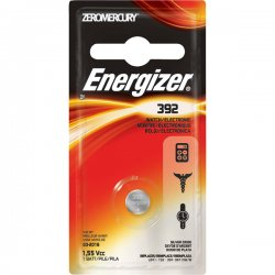 Energizer - 392BPZ - Energizer 392BPZ Watch Battery - 1.5 V DC - 1 Pack