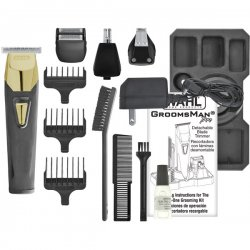 Wahl Clipper - 9860-1101 - Ethnic All In One Groomsman